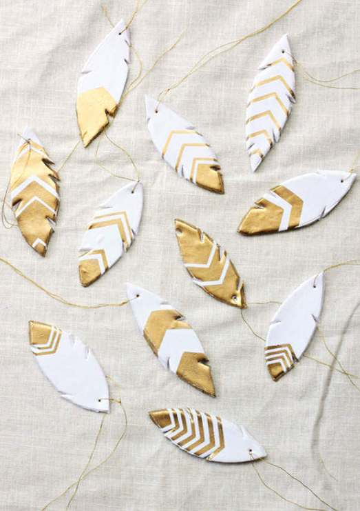 diy-feathers via100layercake.com