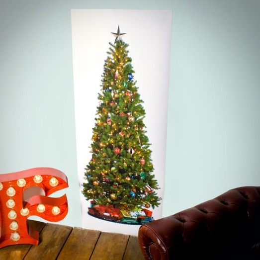 Printed-Christmas-Tree-Poster